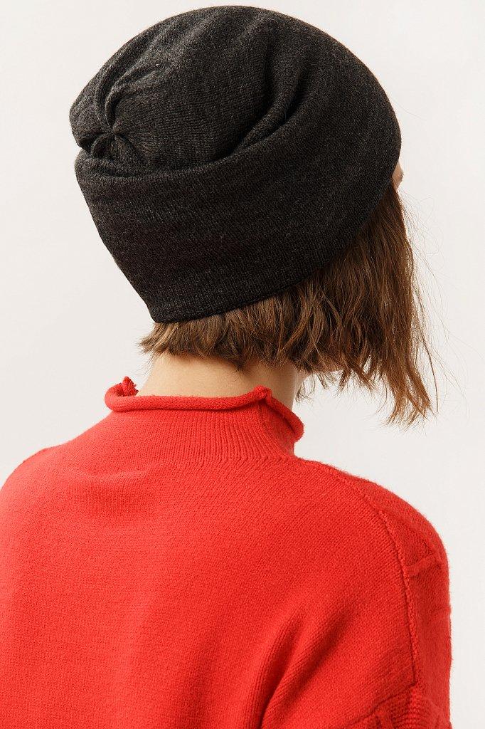 Шапка женская, Модель A19-11171, Фото №3