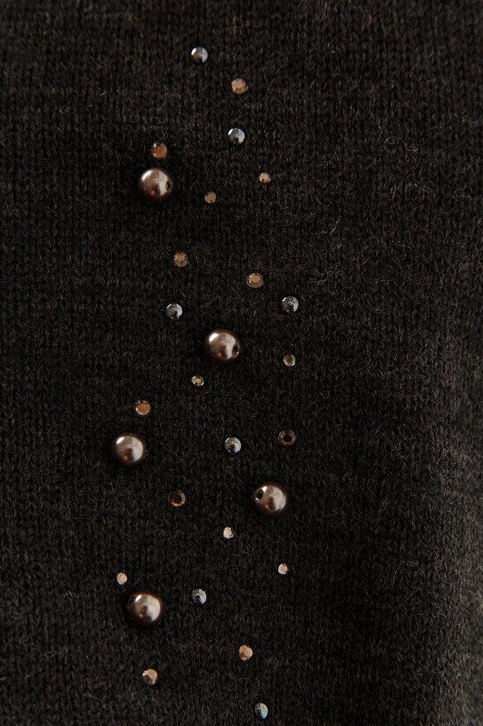 Шапка женская, Модель A19-11171, Фото №4