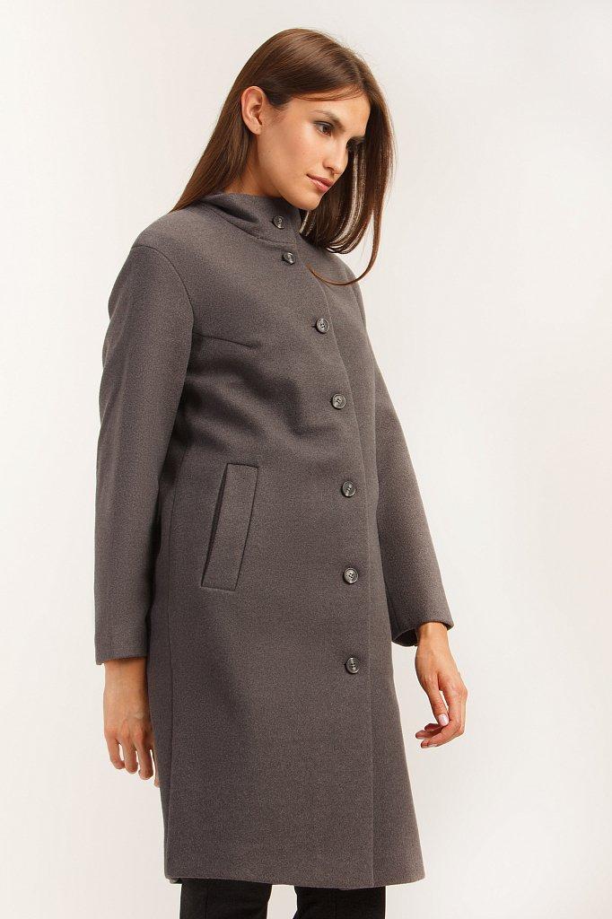 Пальто женское, Модель A19-12030, Фото №4