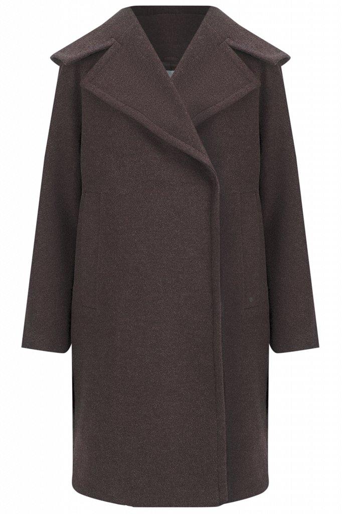 Пальто женское, Модель A19-12031, Фото №6