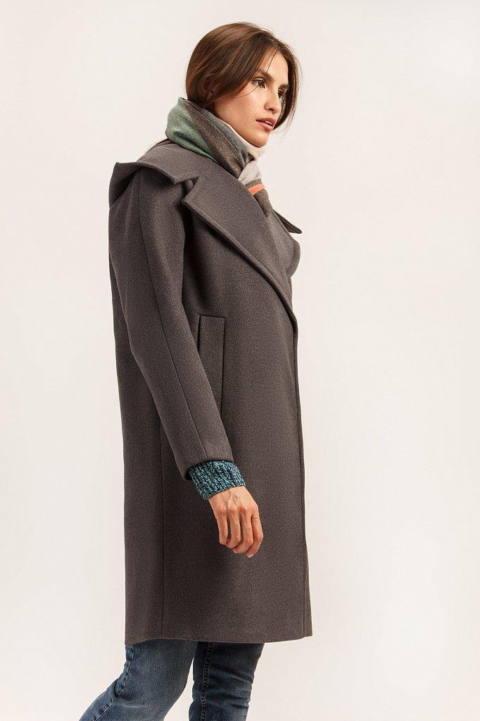 Пальто женское, Модель A19-12031, Фото №3