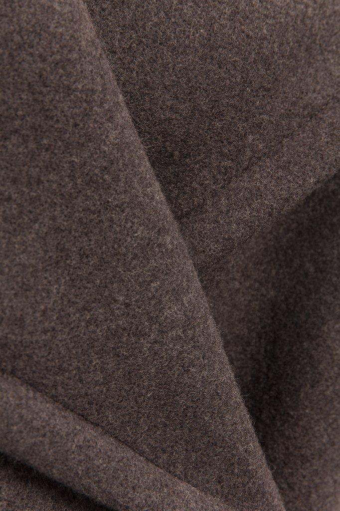 Пальто женское, Модель A19-12031, Фото №5
