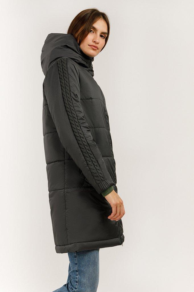 Пальто женское, Модель A19-12034, Фото №3