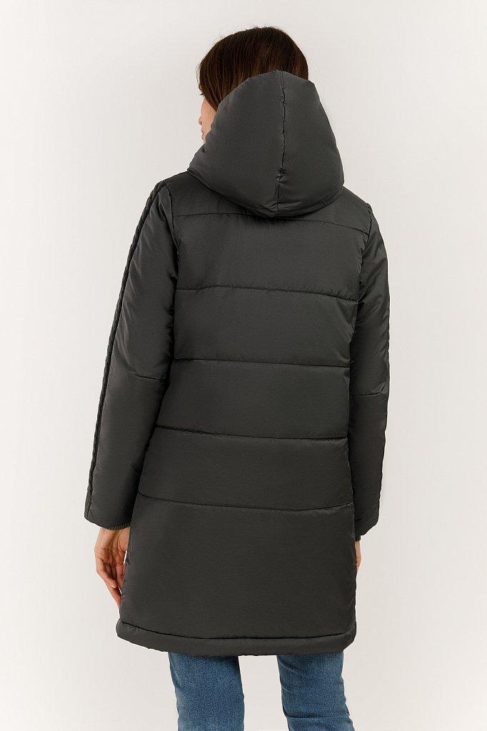 Пальто женское, Модель A19-12034, Фото №4