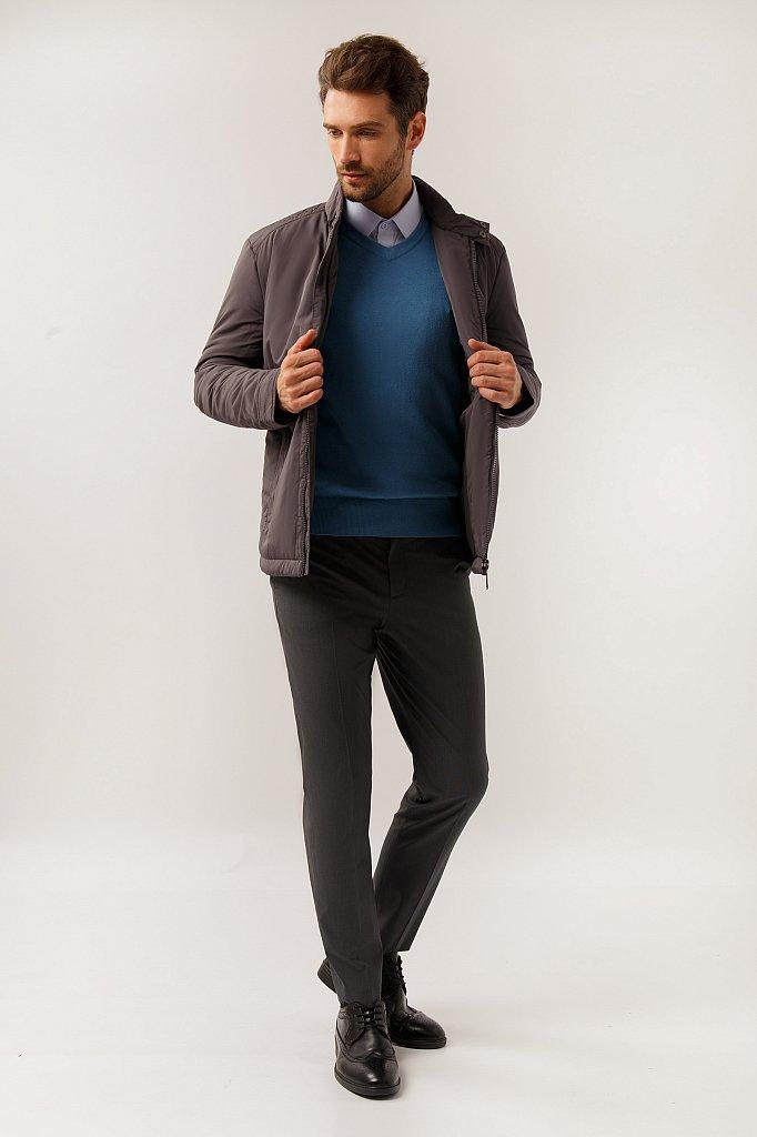 Куртка мужская, Модель A19-21033, Фото №2