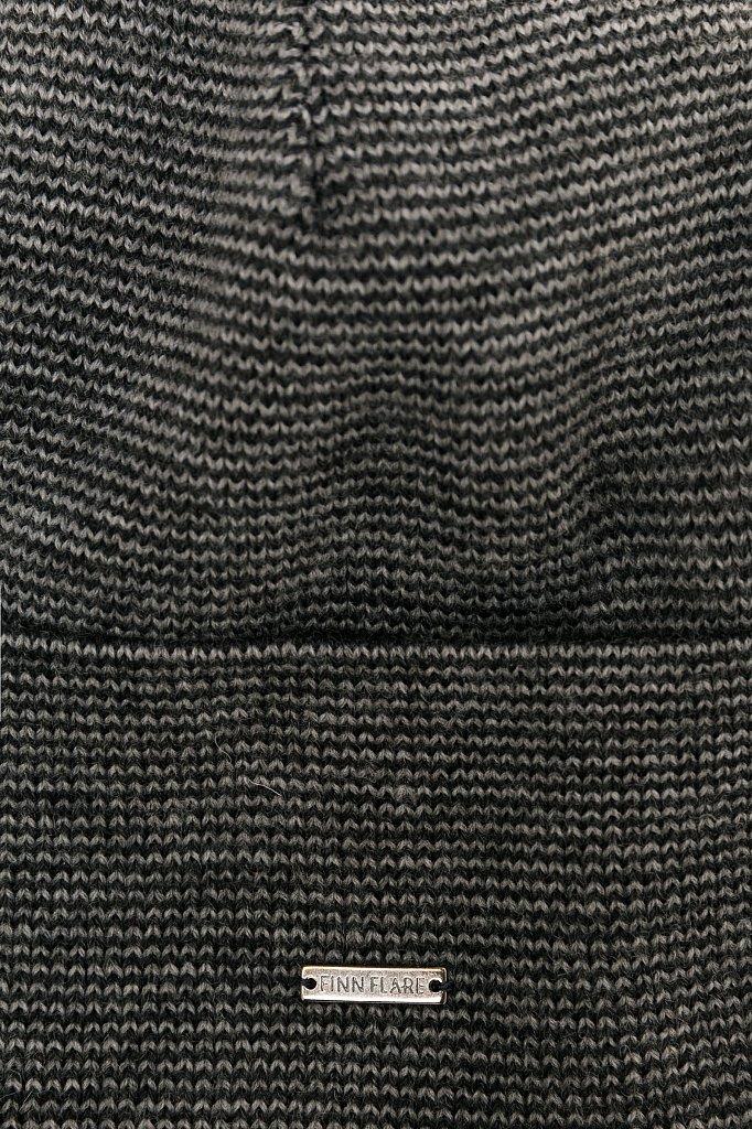 Шапка мужская, Модель A19-21153, Фото №4