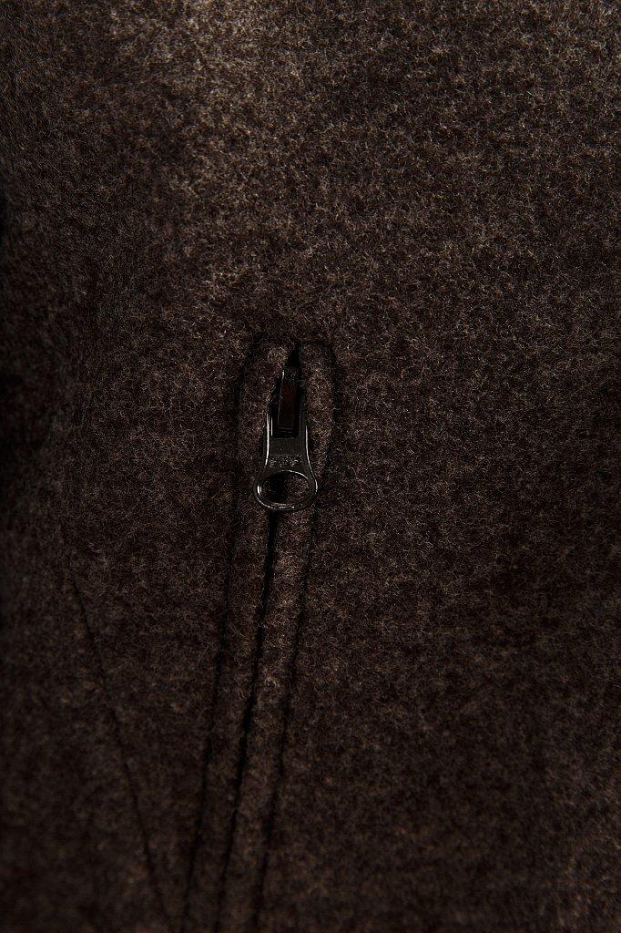 Полупальто мужское, Модель A19-42004, Фото №6