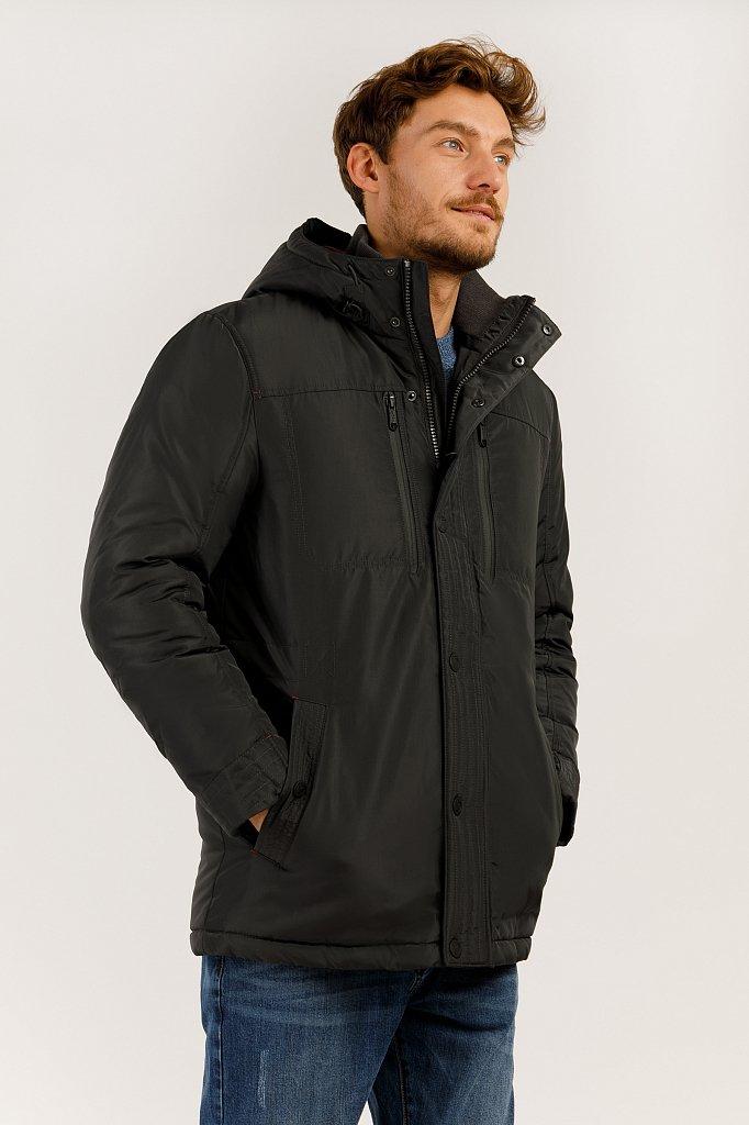Куртка мужская, Модель A19-42007, Фото №3