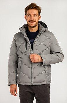 Куртка мужская, Модель A19-21010, Фото №1