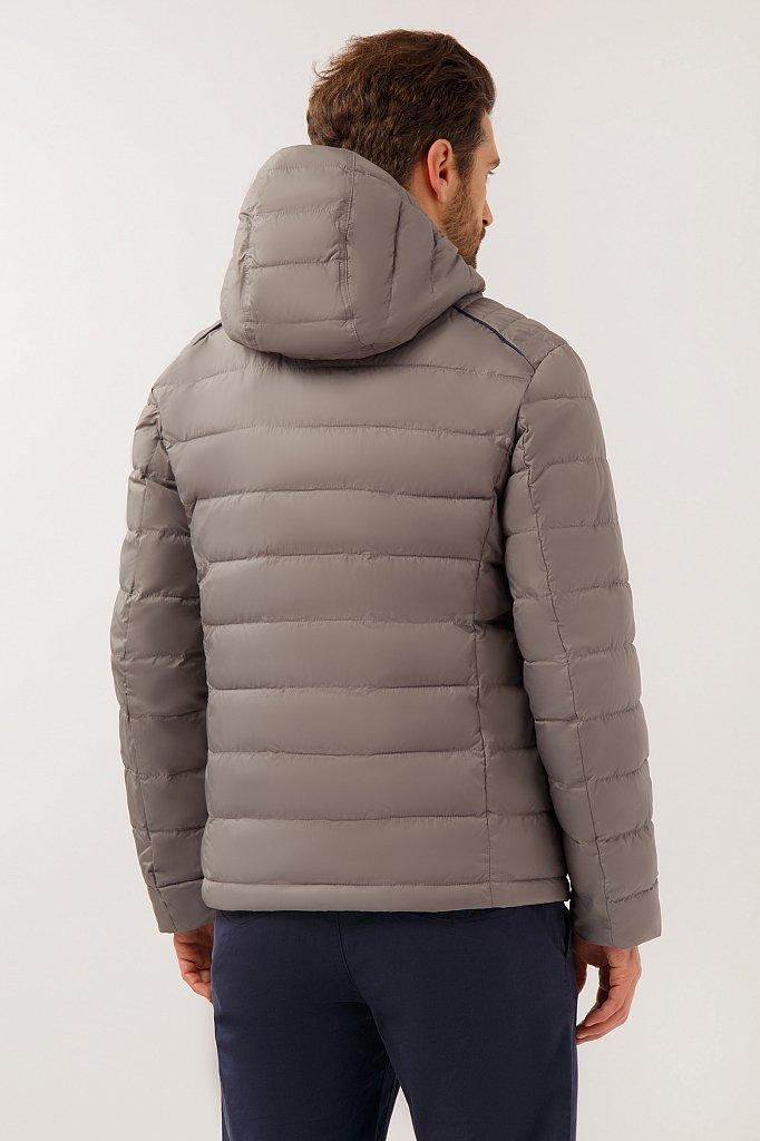 Куртка мужская, Модель A19-22001, Фото №4