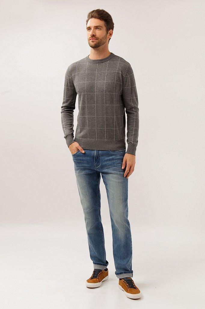 Джемпер мужской, Модель A19-42111, Фото №2