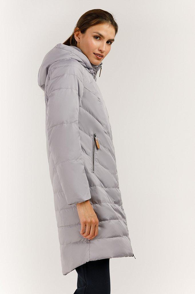 Пальто женское, Модель A19-12007, Фото №3