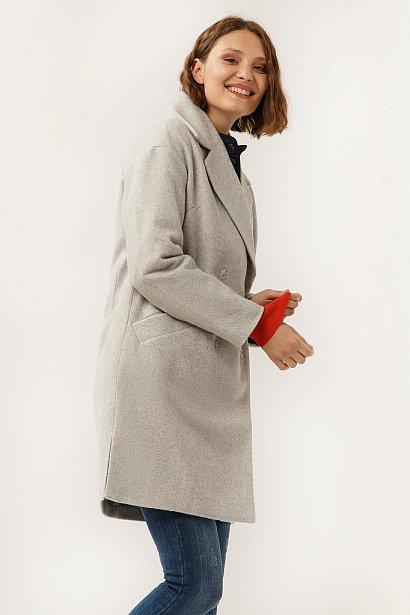 Полупальто женское, Модель A19-11001, Фото №3