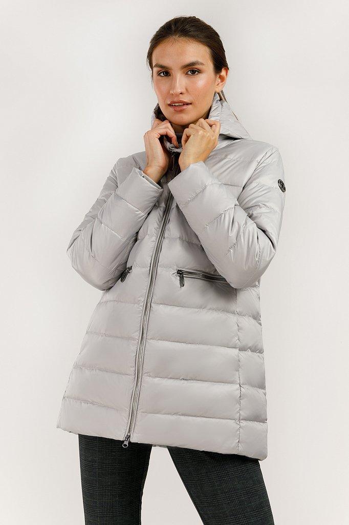 Куртка женская, Модель A19-11023, Фото №1