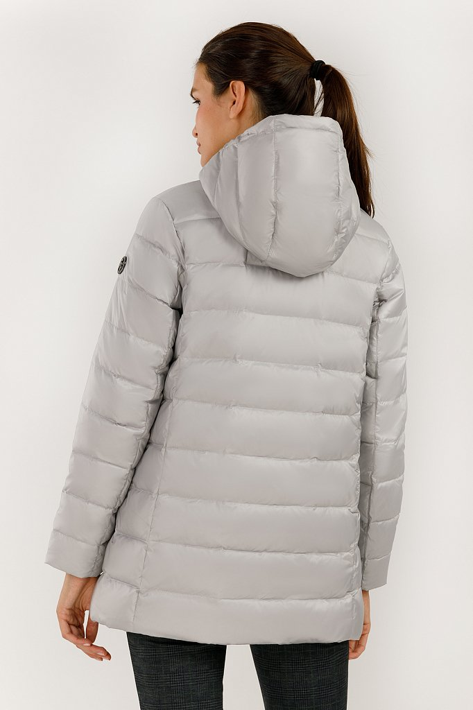 Куртка женская, Модель A19-11023, Фото №4