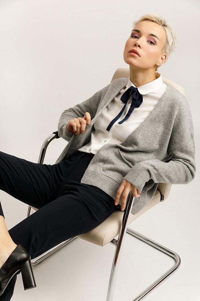 Жакет женский, Модель A19-11115, Фото №1