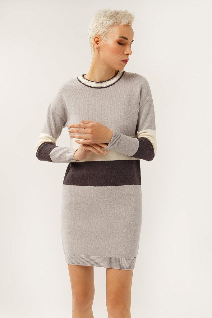 Платье женское, Модель A19-11120, Фото №1