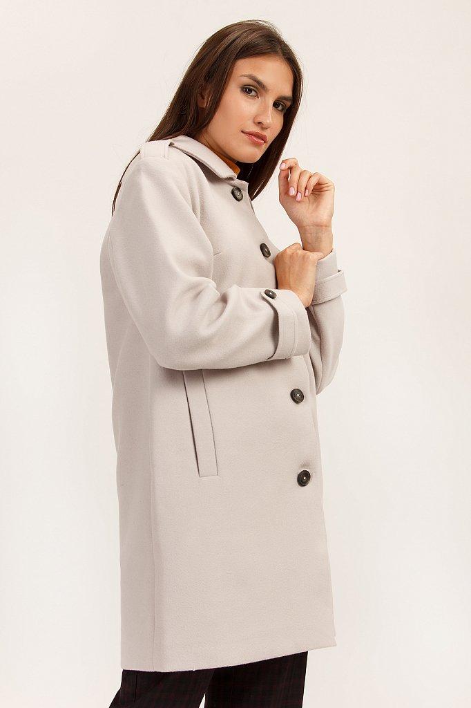 Полупальто женское, Модель A19-12024, Фото №4