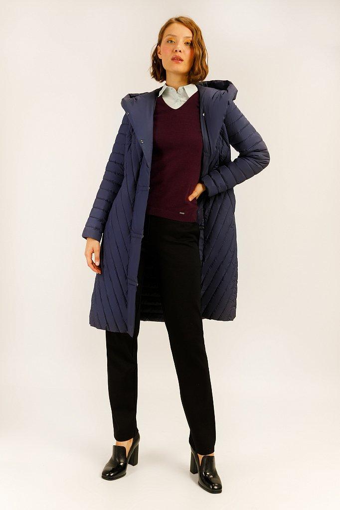 Пальто женское, Модель A19-12090, Фото №2