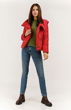 Куртка женская, Модель A19-12035, Фото №2