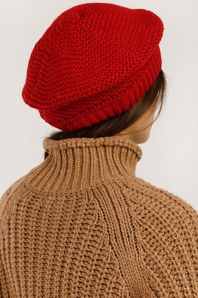 Шапка женская, Модель A19-11191, Фото №3