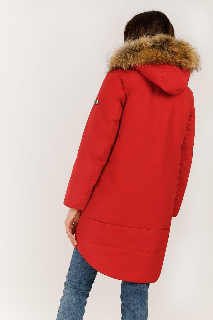 Куртка женская, Модель A19-12046, Фото №4