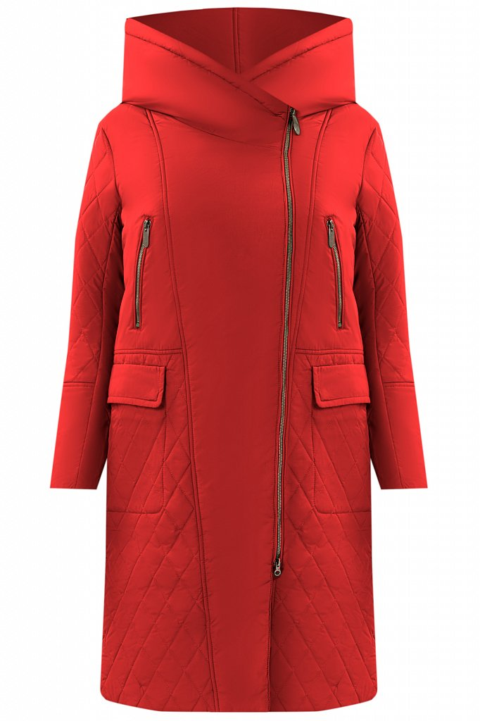 Пальто женское, Модель A19-12097, Фото №6