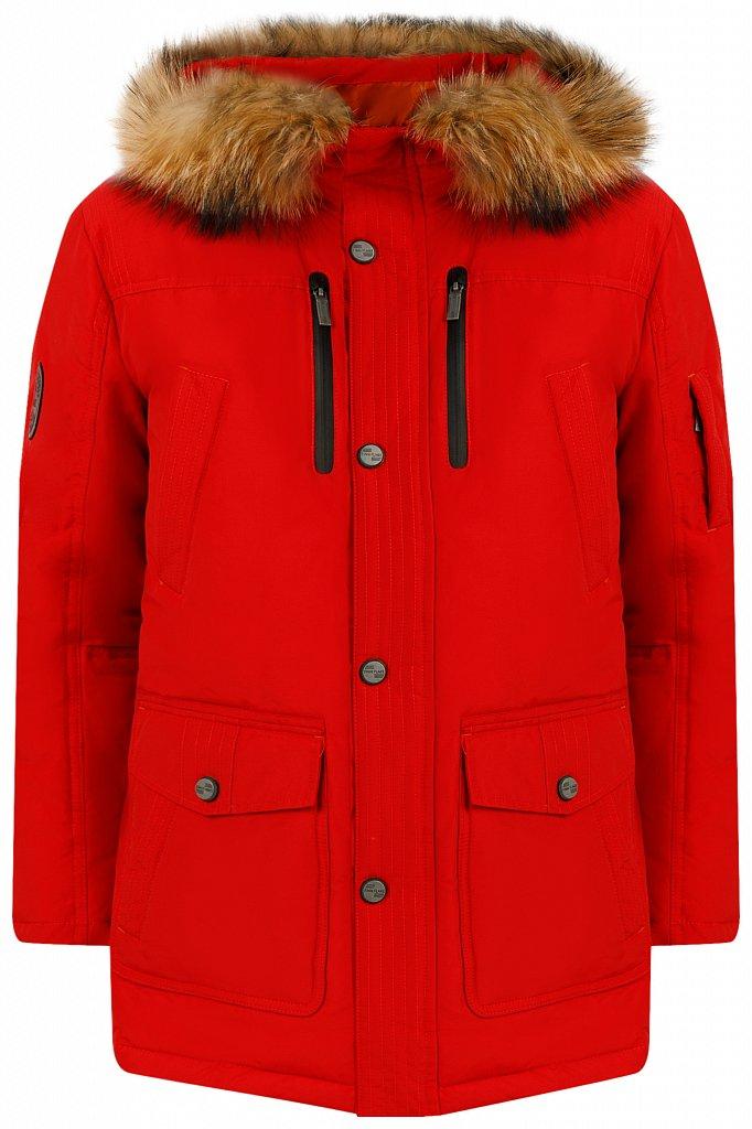 Пальто мужское, Модель A19-22007, Фото №6