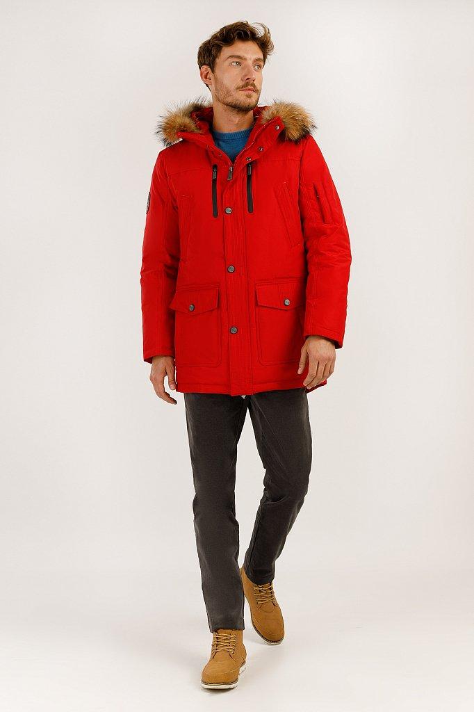 Пальто мужское, Модель A19-22007, Фото №2