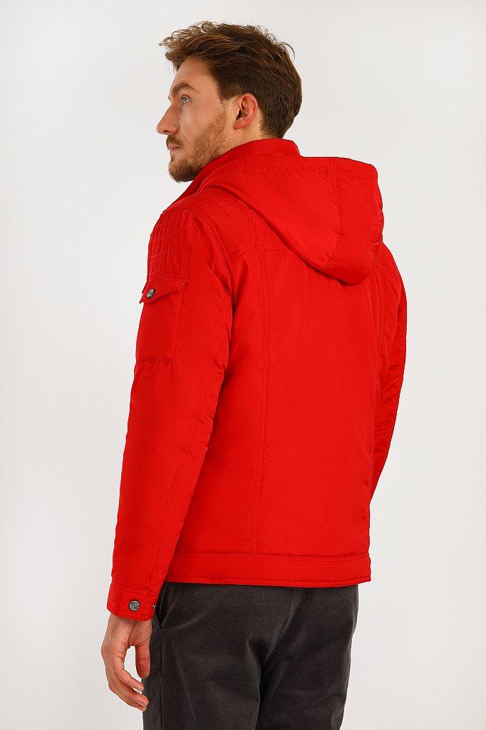 Куртка мужская, Модель A19-22015, Фото №4