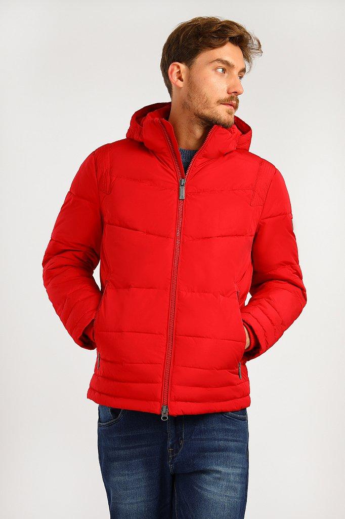 Куртка мужская, Модель A19-22018, Фото №1
