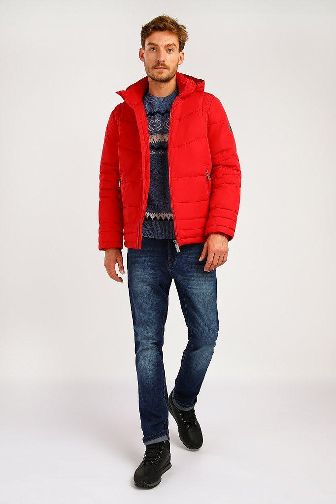 Куртка мужская, Модель A19-22018, Фото №2