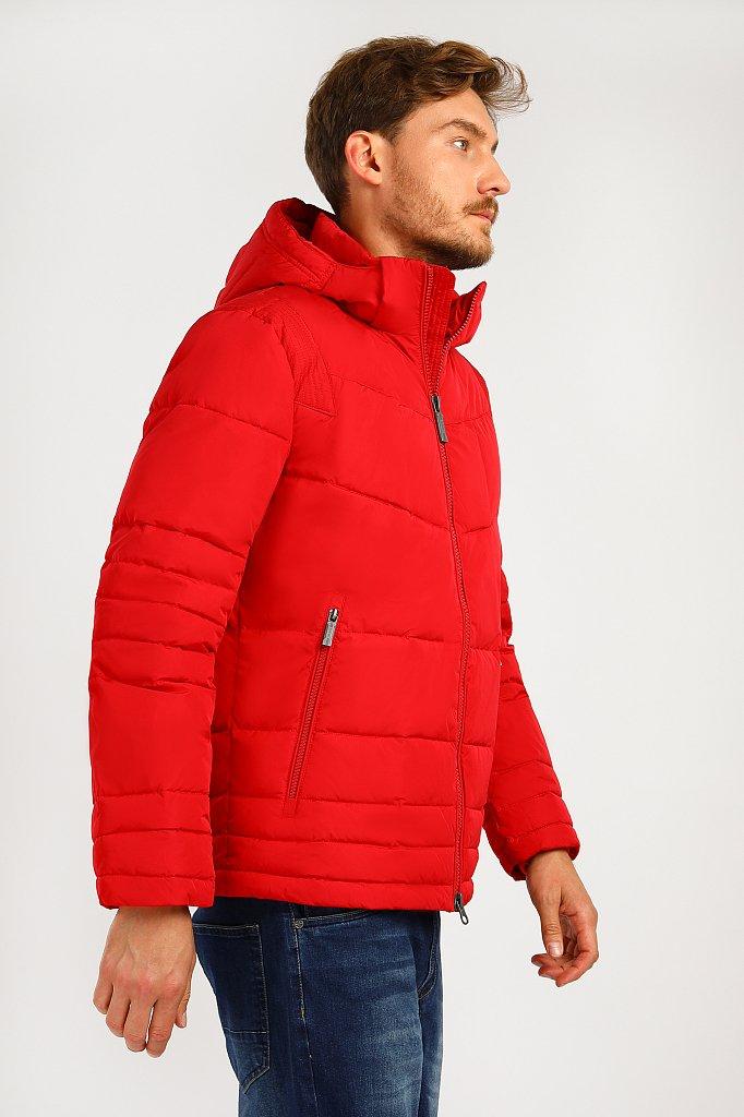 Куртка мужская, Модель A19-22018, Фото №3