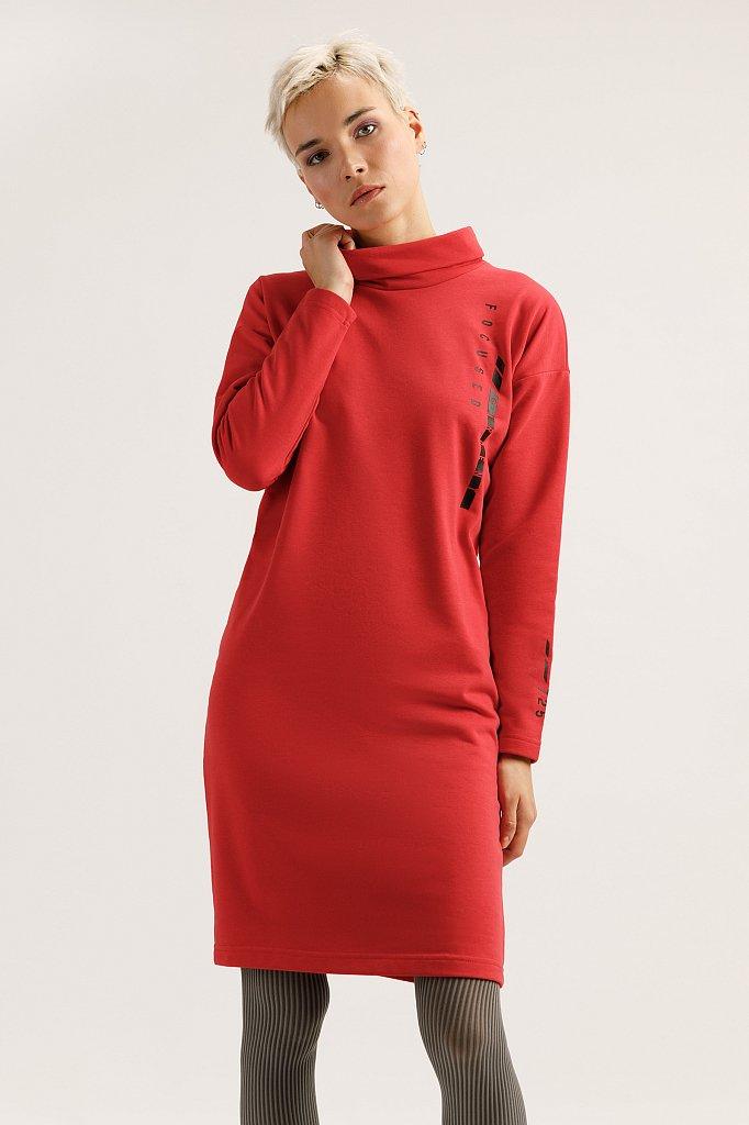 Платье женское, Модель A19-32037, Фото №1