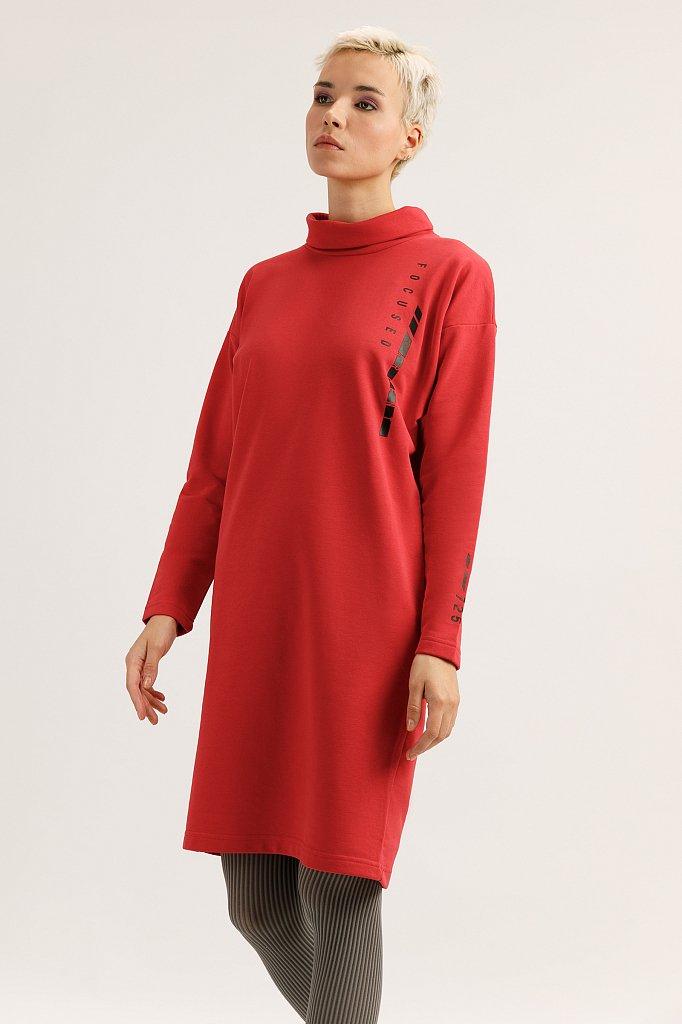 Платье женское, Модель A19-32037, Фото №3