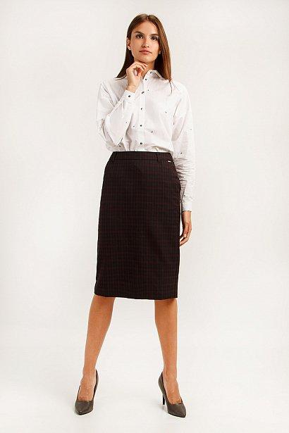 Юбка женская, Модель A19-11051, Фото №1