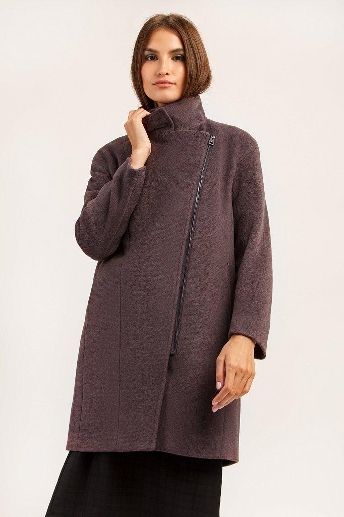 Пальто женское, Модель A19-11007, Фото №1