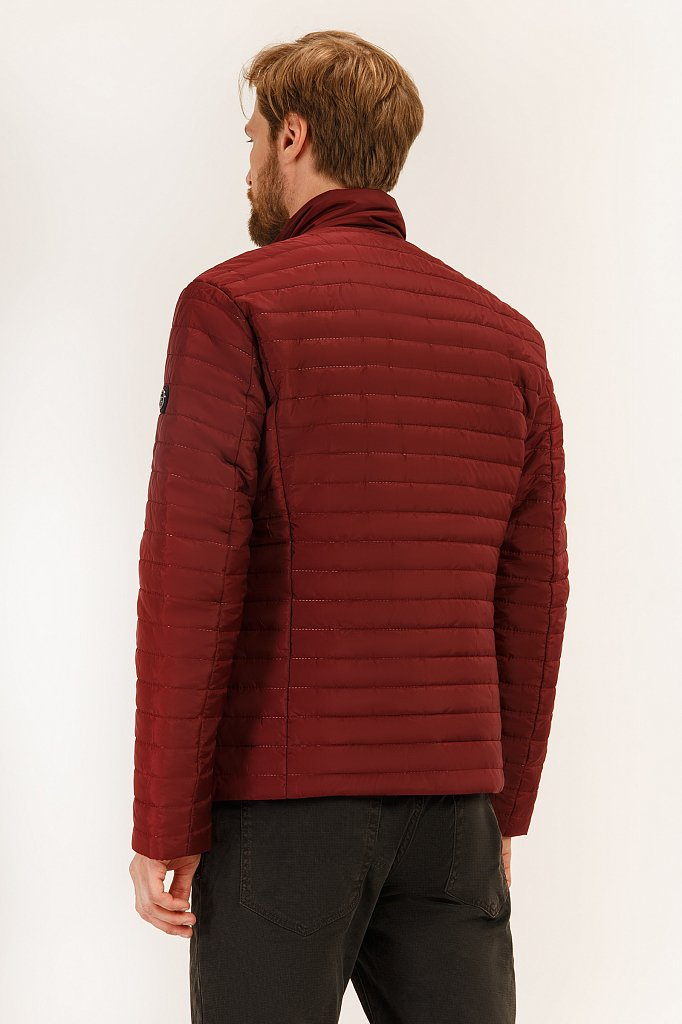 Куртка мужская, Модель A19-21000, Фото №3