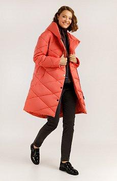 Пальто женское, Модель A19-11024, Фото №2