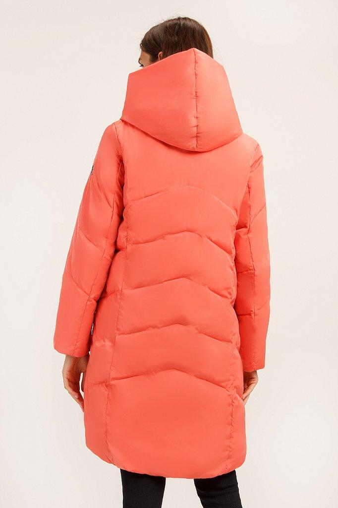 Пальто женское, Модель A19-11010, Фото №4