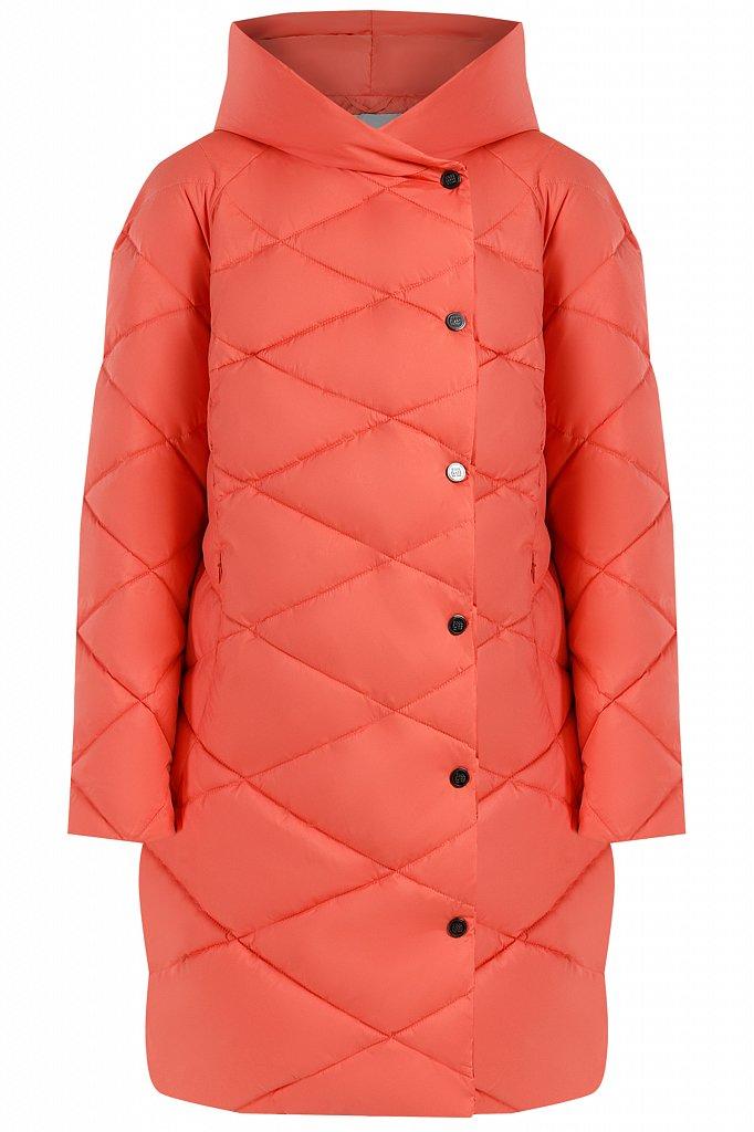 Пальто женское, Модель A19-11024, Фото №6