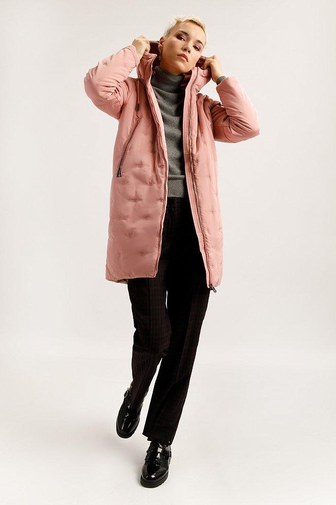 Пальто женское, Модель A19-32017, Фото №2