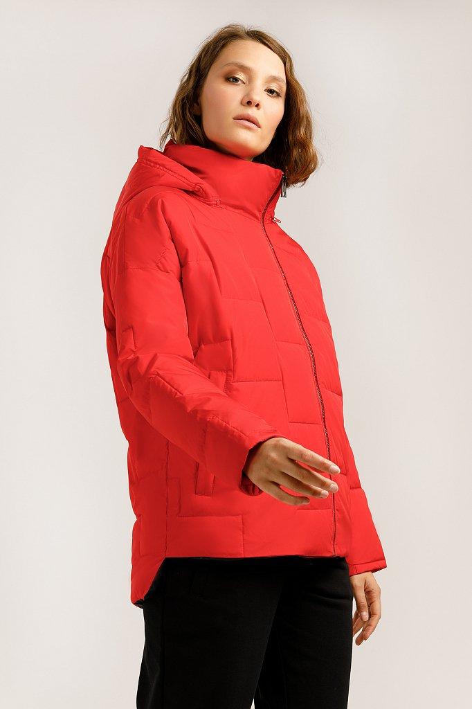 Куртка женская, Модель A19-32004, Фото №3