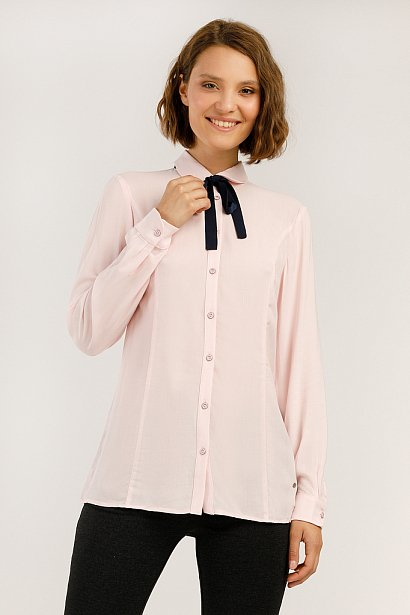 Блузка женская, Модель A19-11073, Фото №4