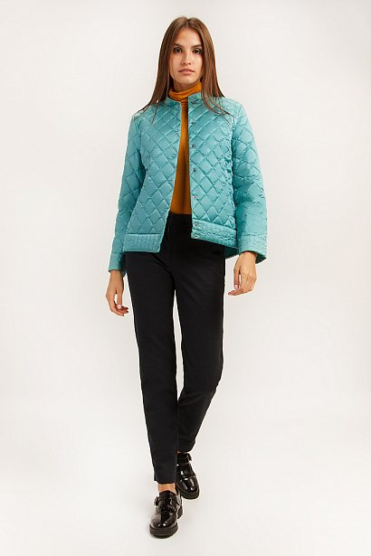 Куртка женская, Модель A19-12089, Фото №2
