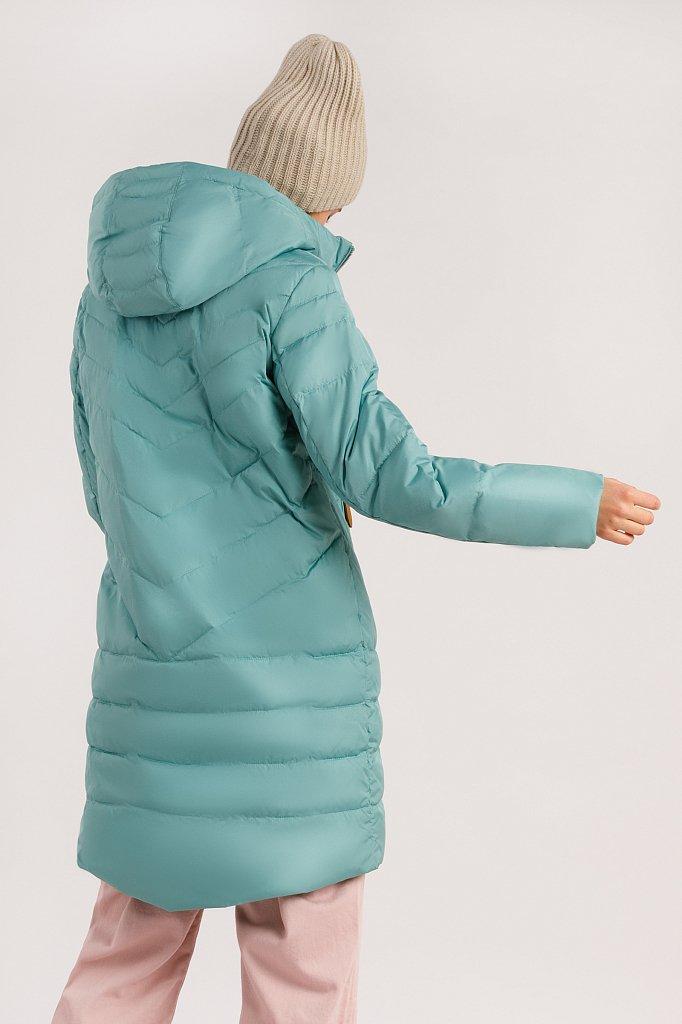 Пальто женское, Модель A19-12007, Фото №4