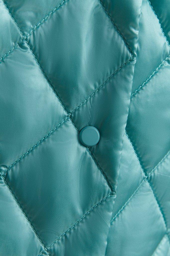 Куртка женская, Модель A19-12089, Фото №5