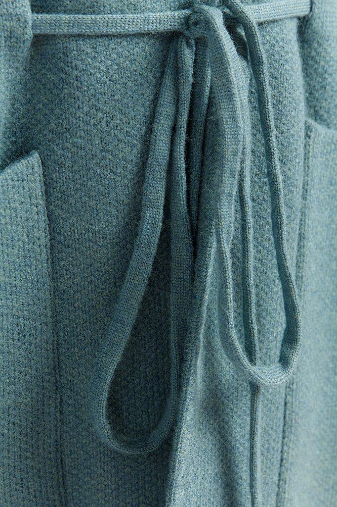 Кардиган женский, Модель A19-12117, Фото №5