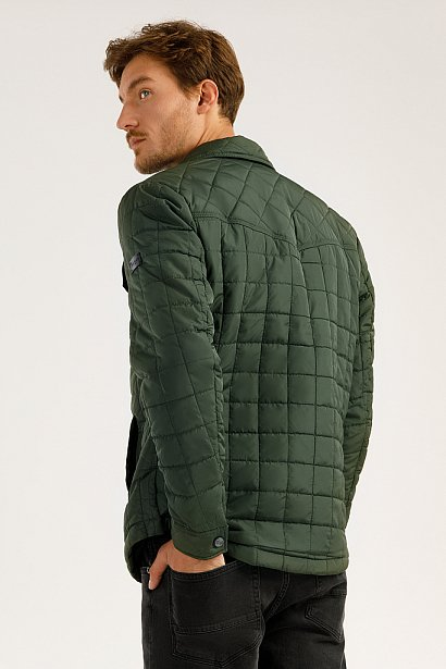Куртка мужская, Модель A19-22041, Фото №4