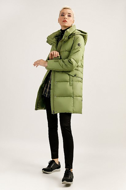Пальто женское, Модель A19-32019, Фото №2